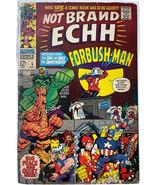 "1967 Marvel NOT BRAND ECHH #5 ORIGIN OF FORBUSH MAN ""The Fisherman Colle... - $19.79"