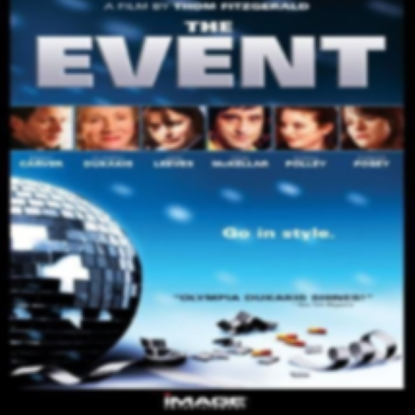 The Event Dvd