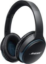 Bose Soundlink Around Ear Wireless Headphones Ii 741158-0010 Black New - $147.98