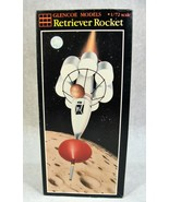 GLENCOE MODELS 1:72 RETIEVER ROCKET SPACE MODEL KIT - $19.79