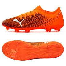Puma Ultra 3.1 FG/AG Football Boots Soccer Cleats Shoes Orange 10608601 - $104.99