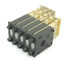IVO INDUSTRIES 372.00.178/5 COUNTER ASSEMBLY 5-DIGIT 372.00.178