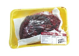 Meat Market Heart Latex Prop Body Parts Gory Creepy Halloween Realistic ... - £25.86 GBP