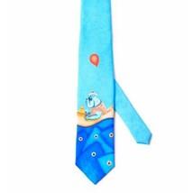 BiggDesign Abundance of Fish Necktie,  Tie , High Quality Fabric, 7 Cm W... - $17.72