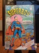 New Adventures of Superboy #7 in VF DC comics - $4.95