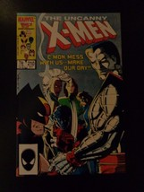 Uncanny X-MEN #210 1986 Marvel Comic Book NM (9.0) Condition Wolverine M... - $8.99