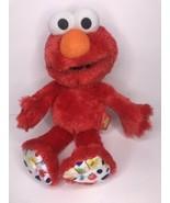 """Issac mizrahi Loves  Elmo sesame street Plush Stuffed Animal Sparkle 14""""... - $28.93"""