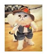 Holapet® Costume Halloween Pet Cat/Dog Clothes Creative Novelty - $11.26+