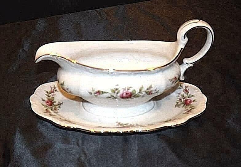 Bavarian German China Johann Haviland (No. 66) Gravy Bowl AB 55-HVintage