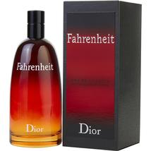 Fahrenheit By Christian Dior Edt Spray 6.8 Oz 100% Authentic - $142.80