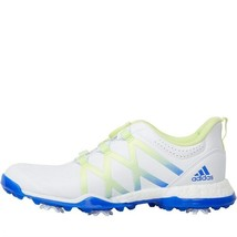 adidas Womens Adipower Boost BOA Climaproof Golf Shoes Footwear white - $123.88
