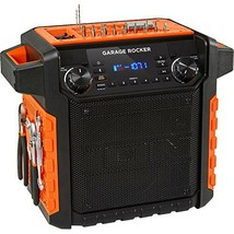 ION Audio Garage Rocker Wireless Worksite Speaker with Tool Storage Oran... - $216.95