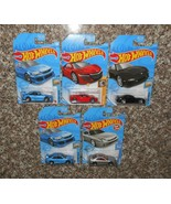 Lot 5 Hot Wheels Honda Civic 98 Prelude 95 Mazda RX7 Acura Dollar Genera... - $29.69