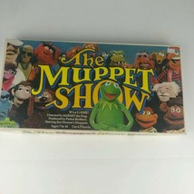 Vintage The Muppet Show Board Game 1977 Parker Brothers Kermit  - $9.89