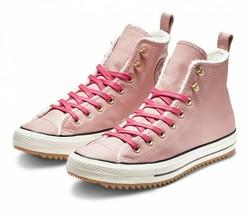 Womens Converse CTAS Hiker Boots Hi Top Rust Pink/Pink Pop 162477C Sizes 7 - 8 - $69.99