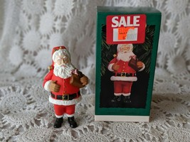Hallmark Santa Keepsake of Membership Ornament Collectors Club Handcraft... - $12.60