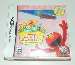 Sesame Street: Elmo's A-to-Zoo Adventure - The Videogame (Nintendo DS, 2... - $19.30