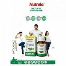 Patanjali Nutrela Spirulina Natural TAB535MG Manhoar | Kostenloser Versand - $17.63