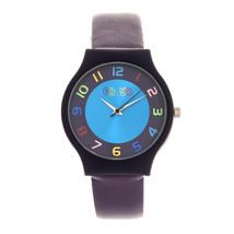 Crayo Jubilee Strap Watch - Purple - £84.03 GBP