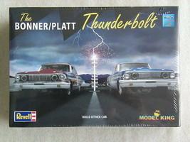 FACTORY SEALED Bonner/Platt Thunderbolt T-Bolt by Revell for Model King... - $49.49