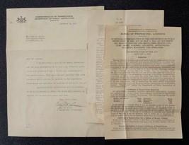 1933 antique BEAUTY CULTURE SHOPS SCHOOLS APPRENTICES TEACHER pa act lic... - $38.95
