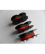 Ativa AT-P3000, AT-P4000 and AT-P6000 Calc. Ribbon,  Black and Red, Thre... - $7.40