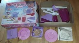 Playskool 1993 Magic Lemonade Party Set Pieces in Original Box - $14.26