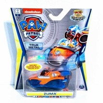 Nickelodeon Spin Master Paw Patrol Mighty Pups Charged Up Zuma True Metal - $14.50