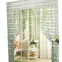 PANDA SUPERSTORE Willow Line Door String Curtain Window Panel Room Divid... - $23.70