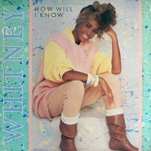 WHITNEY HOUSTON - HOW WILL I KNOW U.S. 12 INCH SINGLE RECORD 1985 3 TRACKS - £3.69 GBP