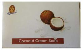 3 bars of 100g Coconut soap - $16.99