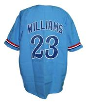 Custom Name # Memphis Chicks Retro Baseball Jersey Rick Williams Any Size image 2