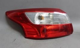 2012 2013 2014 FORD FOCUS SEDAN LEFT DRIVER SIDE TAIL LIGHT OEM - $98.99