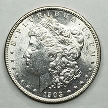 1903 MORGAN SILVER $1 DOLLAR Coin Lot# A 158
