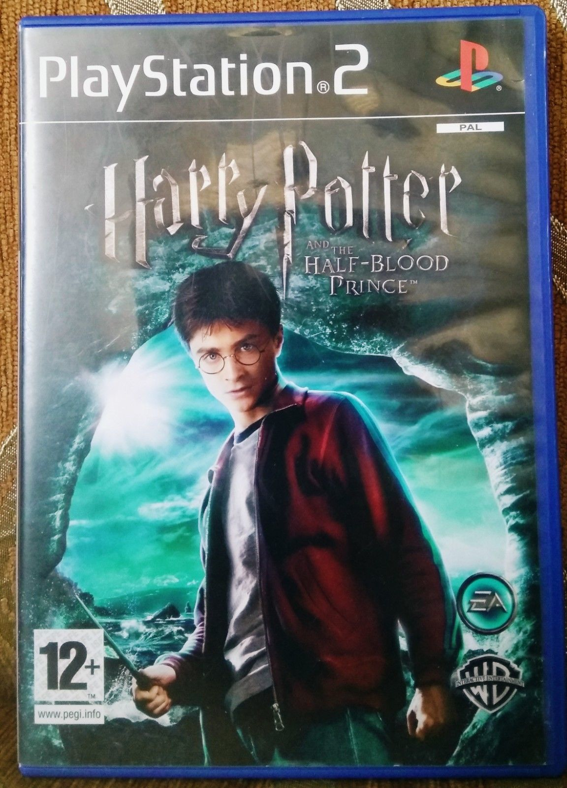 Harry Potter and the Half-Blood Prince (Sony PlayStation 2,2009)*READ/IO TESTED*
