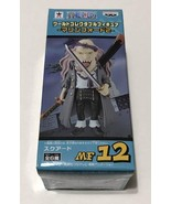 One Piece World Collectable Figure WCF Squad MF12 Marine Ford BANPRESTO F/S - $100.97