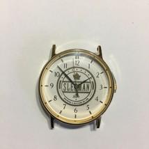 Vintage Sleeman Beer Brewing & Malting Co. Timex Watch Quartz New Batter... - $32.67