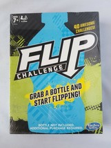 NEW Flip Challenge Game Grab A Bottle & Start Flipping! Hasbro Gaming Ag... - $9.82
