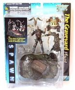 Mcfarlane Toys Spawn Graveyard Official Action Figure Toys  - $17.04