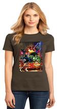 Ghost Rider Black Panther She-Hulk Doctor Strange Ladies Crew Tshirt Size XS-4XL - $19.99+