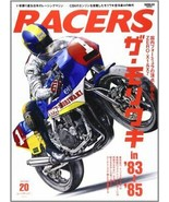RACERS Vol.20 the Moriwaki in'83 ~ 85 CBX of the engine equipped - $49.76