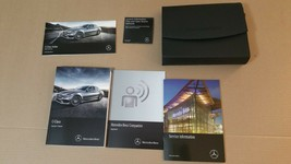 New 2015 -2018 Mercedes Benz C-Class W205 Series Sedan Owners Manual  - $45.00