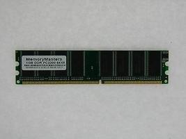 1GB MEMORY 128X64 PC3200 400MHZ 2.5V NON ECC DDR 184 PIN DIMM