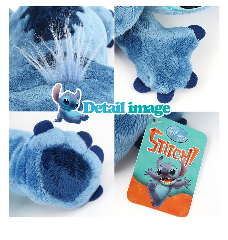 "Disney Stitch Plush Doll Medium 15"" Stuffed Animal Soft Lilo & Stitch Toy NWT"