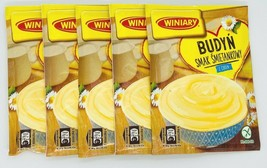 WINIARY Creamy Pudding: CREAM -5 PACK from Europe FREE US SHIPPING - $11.87