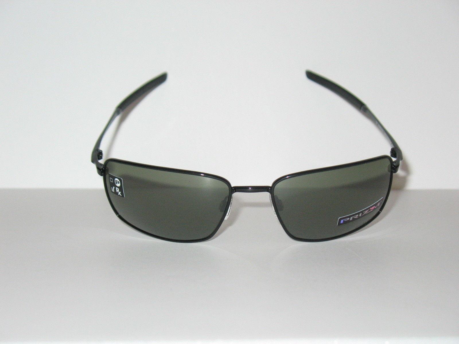 b8898a4b0b8 57. 57. Previous. Oakley Square Wire Sunglasses OO4075-1360 Polished Black