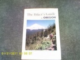 The Hikers Guide to Oregon (A Falcon guide) Ikenberry, Donna Lynn and Aitkenhead