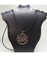 Necronomicon Stainless Steel Charm Necklace - $14.00