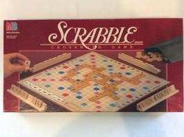Vintage 1989 Scrabble Word Game By Milton Bradley Complete - $12.95