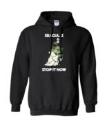 Yoda Seagulls Stop It Now G185 Gildan Pullover Hoodie 8 oz. - $29.50+